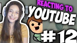 Sweet Anita Tourettes - YouTube Reactions #12