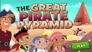 Jake and the Never Land Pirates: The Great Pirate Pyramid