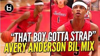 He's Gotta CERTIFIED PULL-UP GAME! Avery Anderson Ballislife Soph Mixtape!