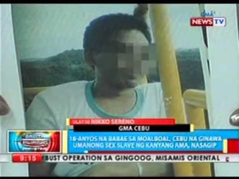 BP: 18-anyos na babae sa Cebu na ginawa umanong sex slave ng kanyang ama, nasagip