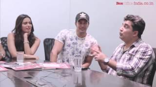Laal Rang   Randeep Hooda   In Conversation   Box Office India   Part - 1