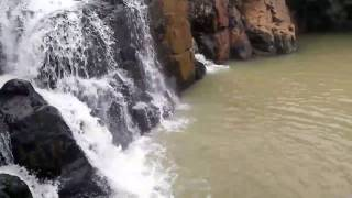 Sanghagra waterfall in keonjhar odisha