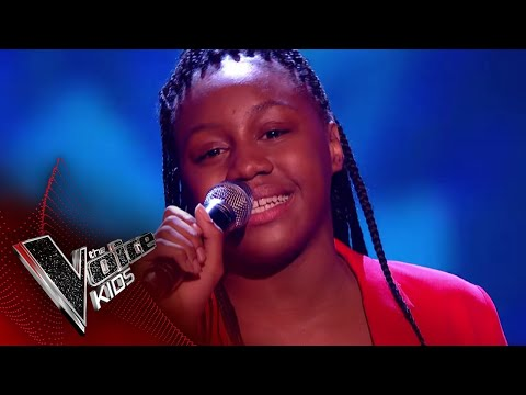 Xxx Mp4 Sienna Leigh Performs Halo The Semi Final The Voice Kids UK 2018 3gp Sex