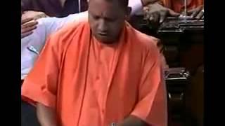 Yogi AdityaNath speech on Communal violence issue in Lok Sabha