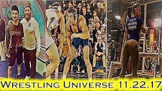 "Wrestling Universe 11.22.17:  IMAR is ""Rocky"""