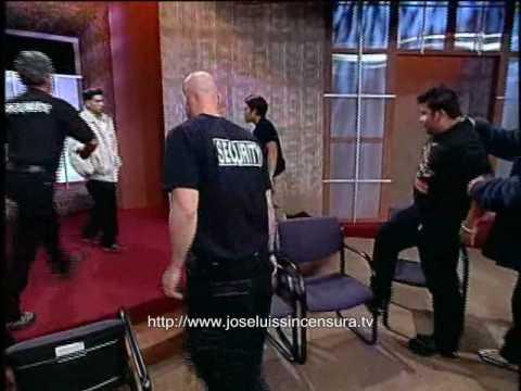 Jose Luis Sin Censura Las Peleas Pt1