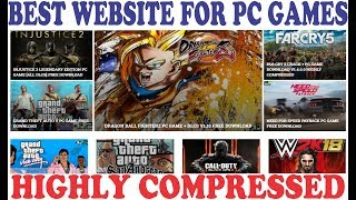 BEST WEBSITE TO DOWNLOAD PC GAMES (Highly Compressed)