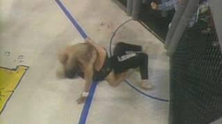 UFC wrestling