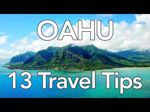 Hawaii Travel Guide 13 Tips for a FANTASTIC Trip to Oahu
