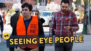 Seeing Eye People