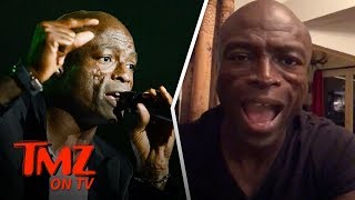 Seal Claps Back At His Haters! | TMZ TV