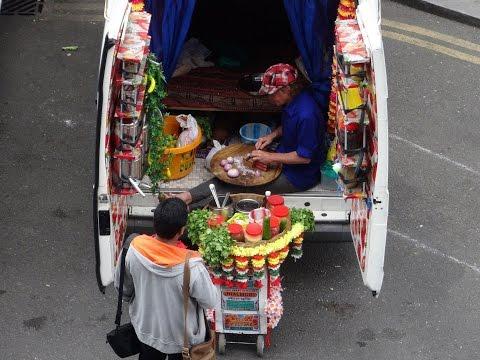 Kolkata Indian Street Food by