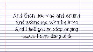Ash Kardash- In my feelings lyrics (Diced Pineapples Cover)
