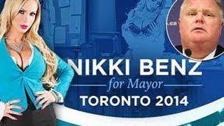 Porn Star to Run for Mayor? TRCC