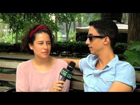 Stranger Exchanges: Sex in the Park!