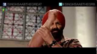Singh Saab The Great   Official full  Trailer   Sunny Deol 28 october novmber 2013