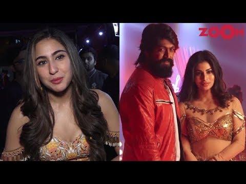 Xxx Mp4 Sara Ali Khan Promotes Kedarnath Mouni Shoots For A Special Song In 39 KGF 39 3gp Sex