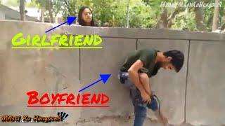 Girl Friend /  Boy Friend !!! Funny Video😂