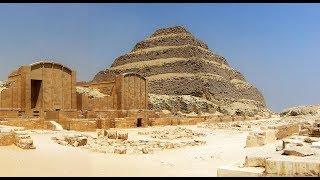 EL ENORME MISTERIO DE LAS PIRÁMIDES DE EGIPTO - Parte 1
