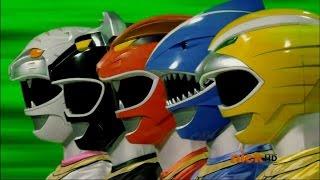 Power Rangers Super Megaforce - Legendary Wild Force Ranger Mode 2
