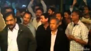 Event in Central Jail For Saulat Mirza,Altaf Hussain K Liye Naaray Baazi