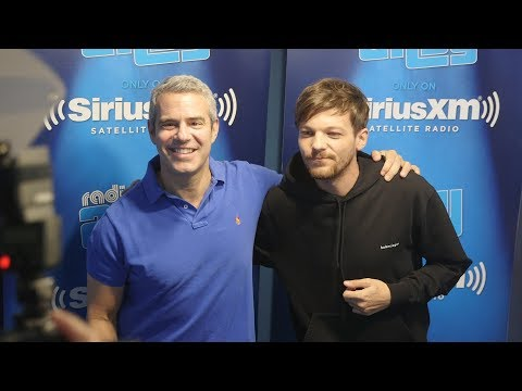 One Direction's Louis Tomlinson Opens Up About Zayn // Radio Andy // SiriusXM