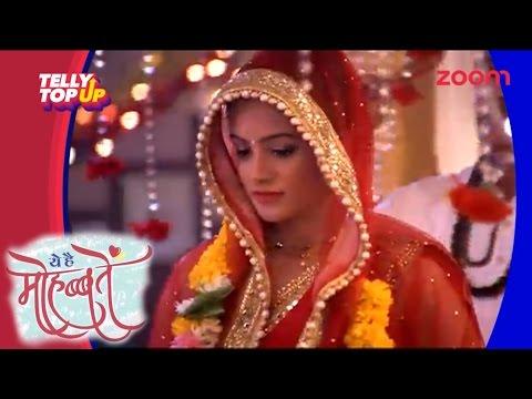 Ishita To Stop Raman And Shagun's Marriage In 'Ye Hai Mohabbatein' | #TellyTopUp