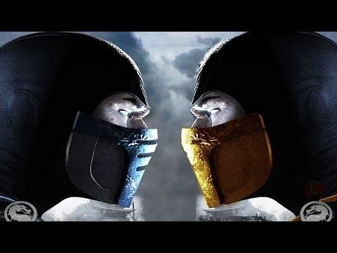 Mortal Kombat X The 'Full Movie' (2015)【TRUE HD】 (60fps)