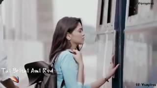 তুই বৃষ্টি আমি রোদ _piran khan feat nilam sen _1st track of this year