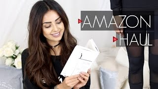 AMAZON - HAUL I SPORT, FASHION, BEAUTY , BUCH, ...