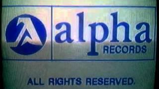 ALPHA RECORDS VIDEOKE LOGO VIA AEGIS HALIK