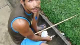 Pescaria em Gandu 2011