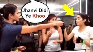 Katrina Kaif Makes FUN Of Jhanvi Kapoor | Funny Video