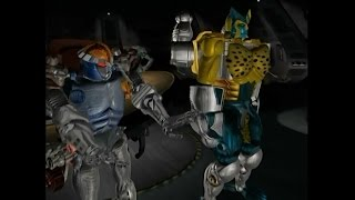 Beast Wars: Transformers Season 2 ep. 1 - The Aftermath Review