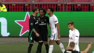 Sergio Ramos vs Tottenham Hotspur (Away) (01/11/2017) 1080i HD