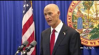 Florida Gov. Rick Scott announces plans on student safety