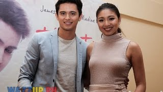 Part 10 This Time Movie Presscon: Nadine Lustre Talks About Japan, and if James Reid is her Forever