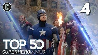 Top 50 Superhero Movies: The Avengers - #4