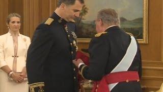 Spanyol Menyambut Raja Baru