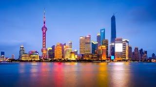 Shanghai in 4K