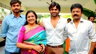 Sai Dharam Tej  Family Very Rare Unseen Video