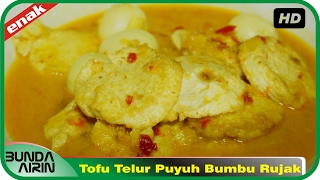 Tofu Telur Puyuh Bumbu Rujak Resep Masakan Rumahan Mudah Simpel Recipes Indonesia Bunda Airini