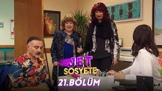 Jet Sosyete 2.Sezon 6. Bölüm Full HD Tek Parça