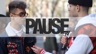 Street Style Interviews: London Fashion Week Men