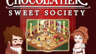 Chocolatier: Sweet Society - Official trailer