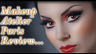 Makeup Atelier Paris Review ft. Waterproof Gel Foundation & More!!