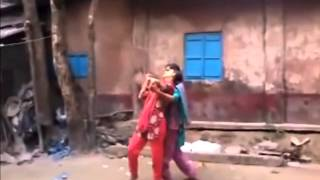 Village Little Girl AWESOME Home Dance