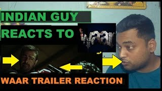Indian Guy Reacts to Pakistani Movie Trailer WAAR