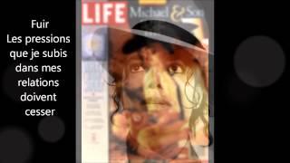 Michael Jackson Xscape Traduit Francais