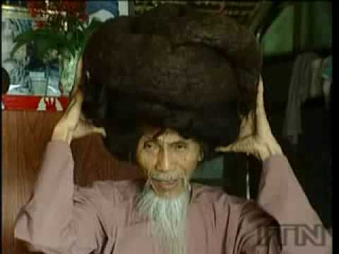 Xxx Mp4 World Record Old Man Has 20 Feet Long Hair Ong Gia Vietnam Co Toc 20 Feet Dai 3gp Sex